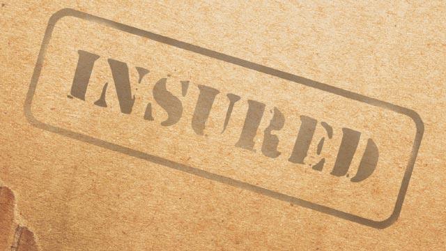 Is uw zending verzekerd?