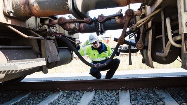 Rail was a better choice