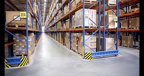 Warehouse Tilburg 1