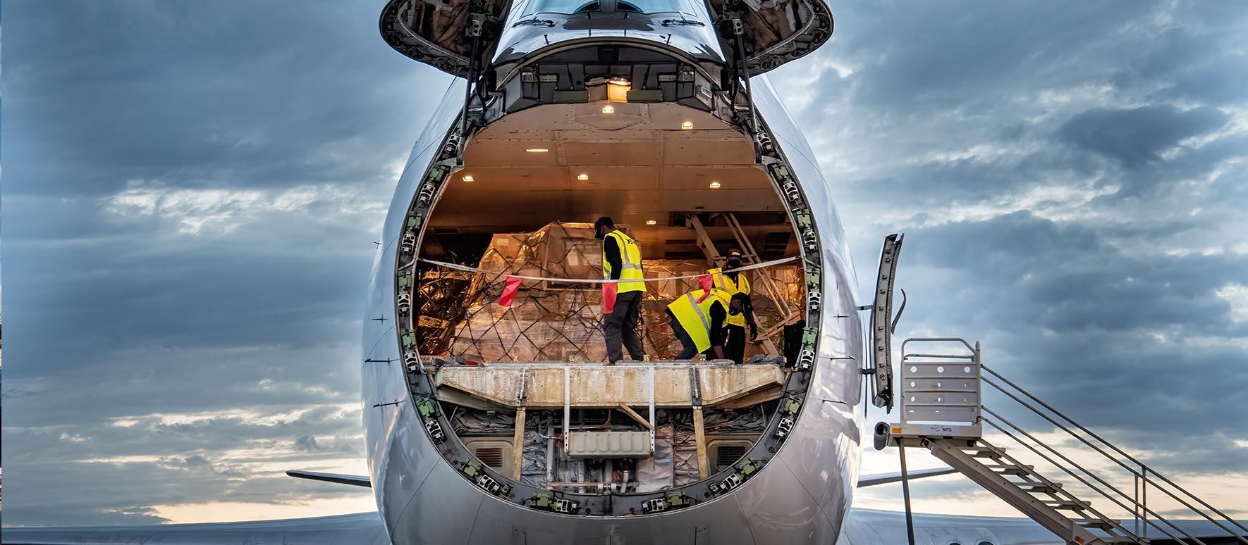 DSV air charter network
