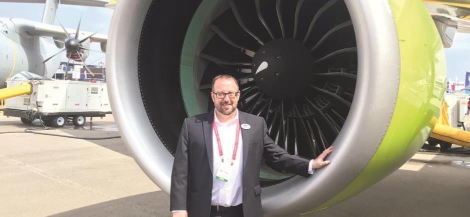 DSV Aerospace Juergen Horak