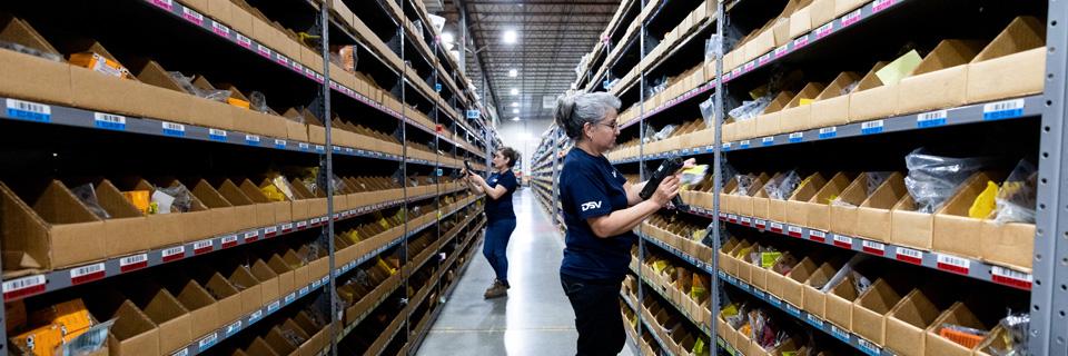 DSV Warehouse