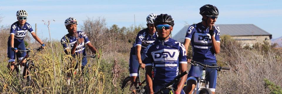 DSV Lead Out Cyclists